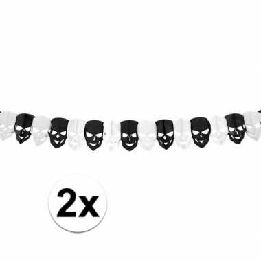 2x mini slinger halloween 200 cm