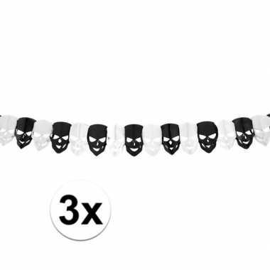 3x mini slinger halloween 300 cm