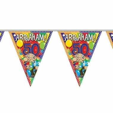 Abraham vlaggenlijn van 10 meter