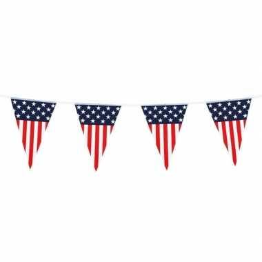 Amerikaanse vlaggenlijn 6 meter