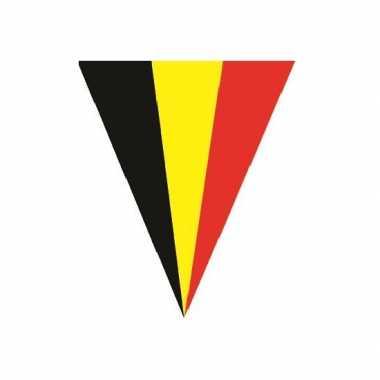 Belgie vlaggenlijnen 5 meter