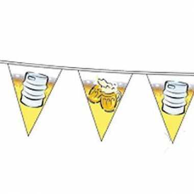 Bier vlaggenlijn 10 meter