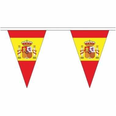 Extra lange spanje vlaggenlijnen van 20 meter