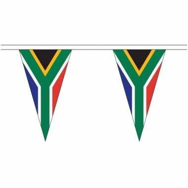 Extra lange zuid afrika vlaggenlijnen van 5 meter