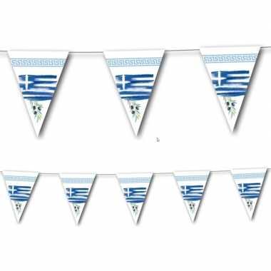 Griekse vlaggenlijn 3,5 meter