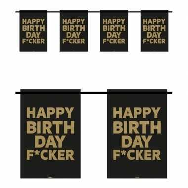 Happy birthday f*cker 6m slingers verjaardag