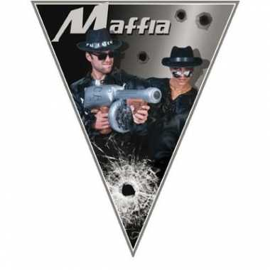 Hollywood thema vlaggenlijn Maffia