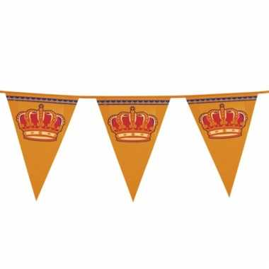 Koningsdag vlaggenlijn 8 meter