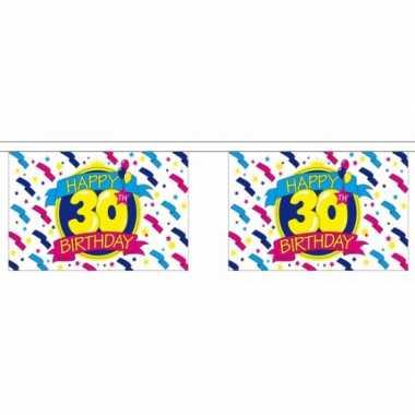 Luxe vlaggenlijn 30 jaar