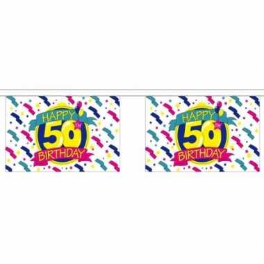 Luxe vlaggenlijn 50 jaar