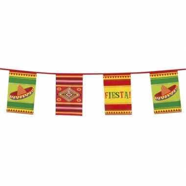 Mexicaanse slinger met vlaggetjes