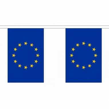 Polyester eu vlaggenlijn