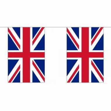 Polyester Groot-brittanie vlaggenlijn