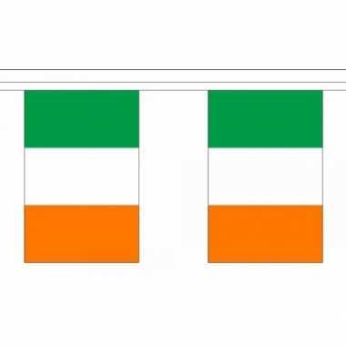 Polyester Ierland vlaggenlijn