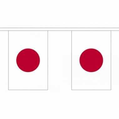 Polyester japan vlaggenlijn