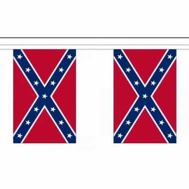 Polyester rebel vlaggenlijn