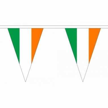 Polyester vlaggenlijn Ierland