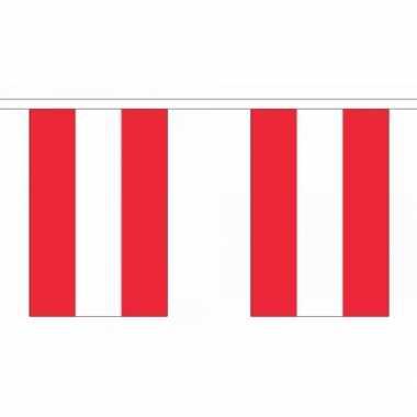 Polyester vlaggenlijn oostenrijk