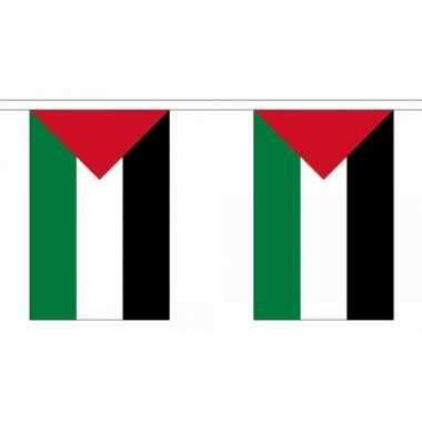 Polyester vlaggenlijn palestina