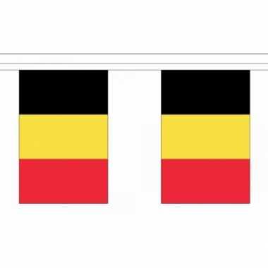 Polyester vlaggenlijn van Belgie