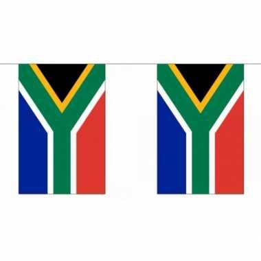 Polyester vlaggenlijn zuid afrika