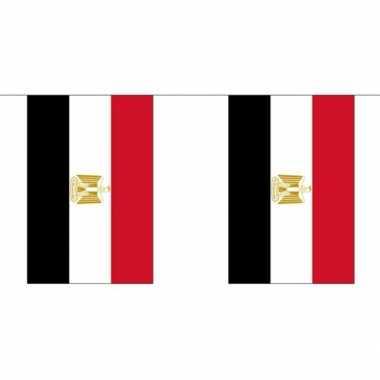 Stoffen vlaggenlijn egypte 3 meter
