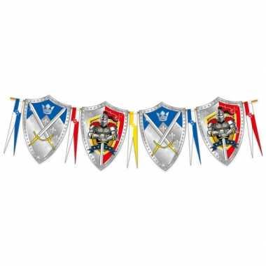 Thema ridder vlaggenlijn 6 meter