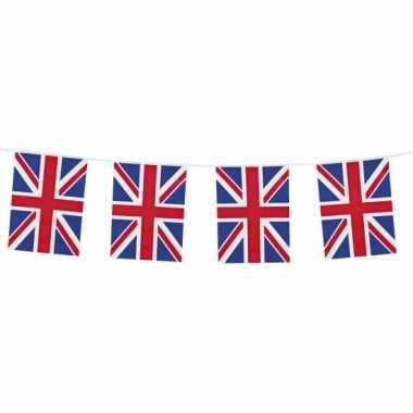 Union jack vlaggenlijnen