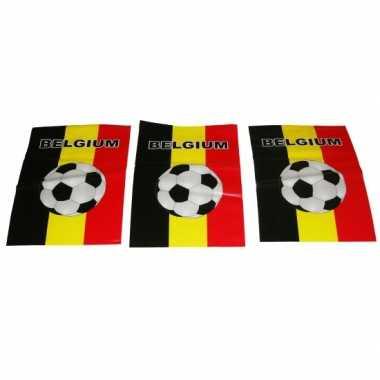 Vlaggenlijnen Belgie 10 meter