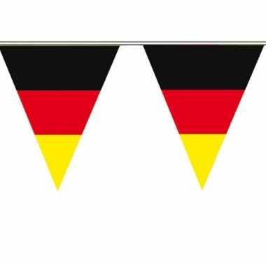 Vlaggetjes Duitsland 5 meter
