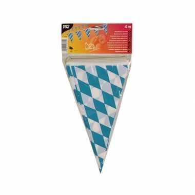 Vlaggetjes van Bayern 4 meters